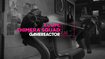 Xcom: Chimera Squad - Replay del Livestream