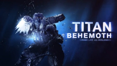 Destiny 2: Beyond Light - Titan Behemoth Trailer