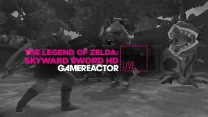 The Legend of Zelda: Skyward Sword HD - Las primeras dos horas de la leyenda