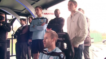 Need for Speed: Most Wanted - Aston Villa's Most Wanted