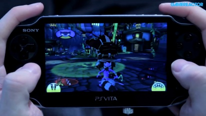 Sly Cooper: Ladrones en el Tiempo - PS Vita Gameplay 1