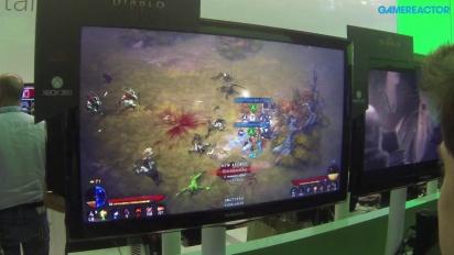 E3 13: Diablo III - Xbox 360 Gameplay