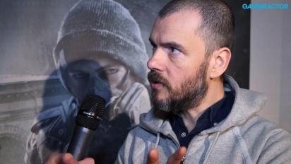 The Division - Entrevista a Julian Gerighty