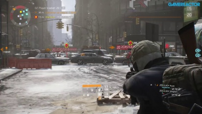 The Division - Gameplay PvP Dark Zone 2