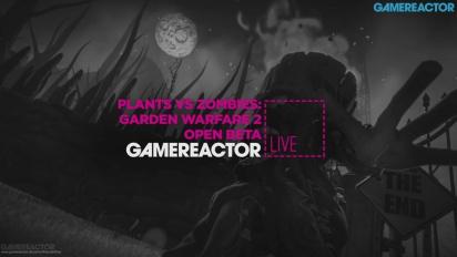 Plants vs Zombies: Garden Warfare 2 - Gameplay beta