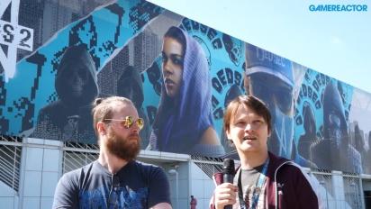 E3 2016 - Videoblog: la conferencia de Ubisoft