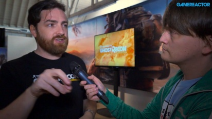 Ghost Recon: Wildlands - Entrevista a Dominic Butler