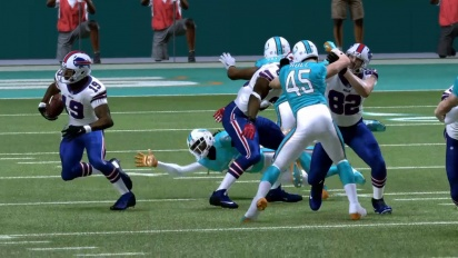 Madden NFL 17 - Versus Mode Gameplay