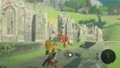 The Legend of Zelda: Breath of the Wild - Gameplay en Nintendo Switch