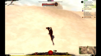 Guild Wars 2 - Gameplay de las monturas Path of Fire