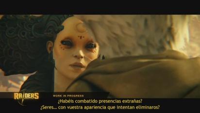 Raiders of the Broken Planet - Diario de desarrollo 1: ¿Quién es el Antagonista?