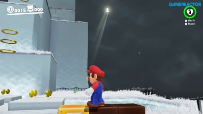 Super Mario Odyssey - Gameplay del Reino Sombrero