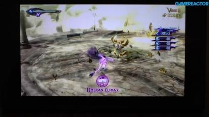 Bayonetta 2 - Gameplay de Nintendo Switch en Modo Portátil
