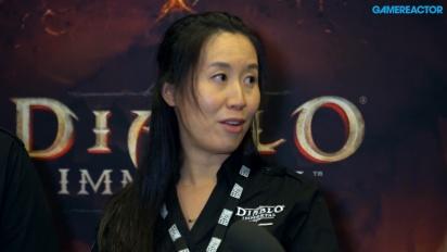 Diablo Immortal - Entrevista a Helen Cheng y Dan Elggren