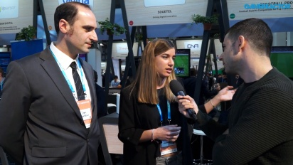 MWC19: Demo PES 5G Livestream - Entrevista con eFootball.Pro & Sogetel