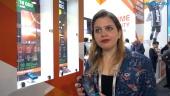 MWC19: Energizer Power Max P18K Pop - Entrevista a Lucile De Victor