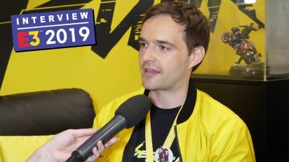 Cyberpunk 2077 - Entrevista a Paweł Sasko