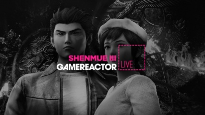 Shenmue III - Replay del Livestream