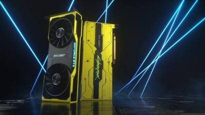 Cyberpunk 2077 - GeForce RTX 2080 Ti Limited Edition GPU