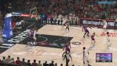 NBA 2K21 - Gameplay con los Milwaukee Bucks, LA Clippers y LA Lakers