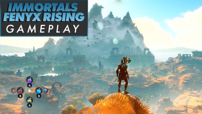 Immortals: Fenyx Rising - Gameplay exclusivo Gamereactor