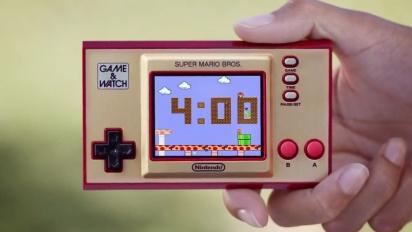 Game & Watch: Super Mario Bros. - Todos los detalles en español