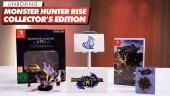 Monster Hunter Rise - Unboxing de la Edición Coleccionista