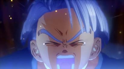 Dragon Ball Z: Kakarot - Trunks the Warrior of Hope - Launch Trailer