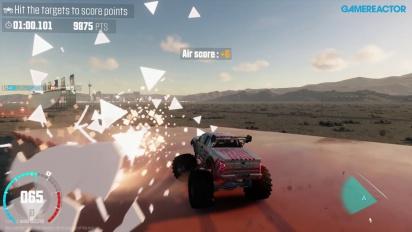 The Crew: Wild Run - Gameplay en solitario con Monster Truck