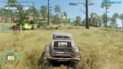 The Crew: Wild Run - Gameplay Modo Ascensor con un Hot Rod