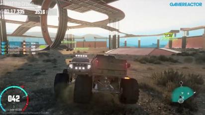 The Crew: Wild Run - Gameplay Monster Truck Modo Corona