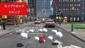 Super Mario Odyssey - Gameplay de Nintendo Japón: Nuevos movimientos