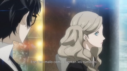 Persona 5 - Tráiler español