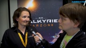 Eve: Valkyrie Warzone - Entrevista a Andrew Willans