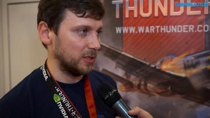 Gaijin Entertainment - Entrevista a Anton Yudintsev