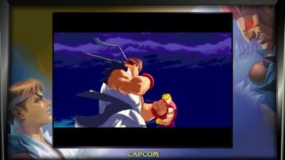 Street Fighter 30th Anniversary Collection - Retrospectiva: Street Fighter Alpha 1-3