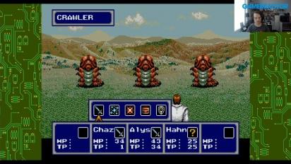 Sega Mega Drive Classics - Replay del livestream
