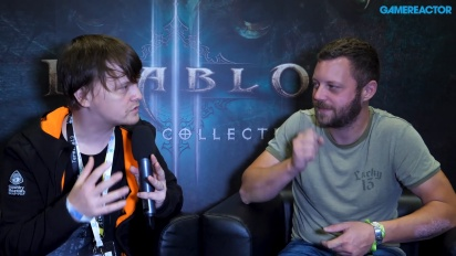 Diablo III: Eternal Collection - Entrevista a Pete Stillwell