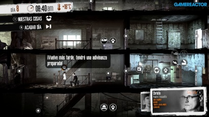 This War of Mine - Gameplay en Nintendo Switch en español