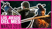 Los juegos del mes: Marzo de 2019