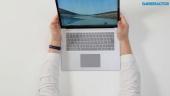 El Vistazo - Microsoft Surface Laptop 3 de 15 pulgadas