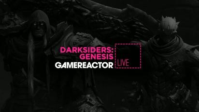 Darksiders Genesis - Replay del Livestream de Lanzamiento en Consola