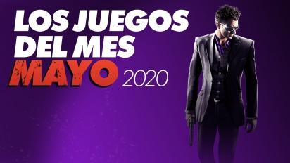Los Juegos del Mes: Mayo de 2020