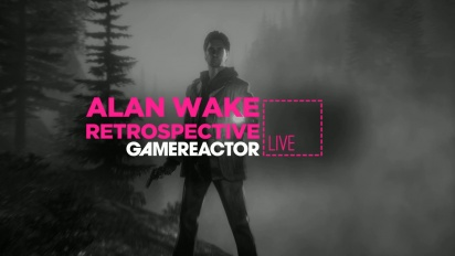 Alan Wake Retrospective - Livestream Replay