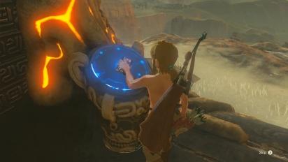 The Legend of Zelda: Breath of the Wild - Shrine of Trials 3/4