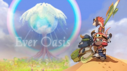 Ever Oasis - Official Game Trailer