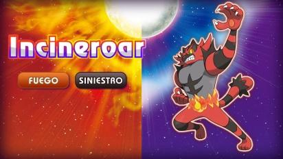 Pokémon Sol y Luna - Evoluciones finales de los pokémon starters