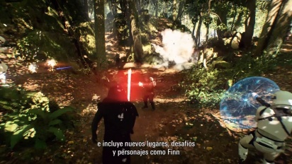 Star Wars Battlefront II - Tráiler español general
