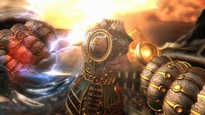 Bayonetta 2 - Tráiler corto para Nintendo Switch