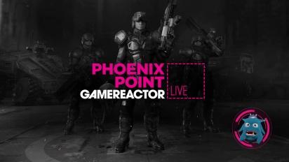 Phoenix Point - Replay del Livestream  con la versión prealfa